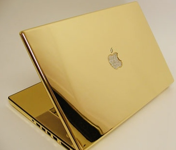 MacBook-pro-24-carat-Gold